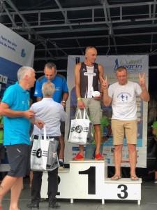 podium M